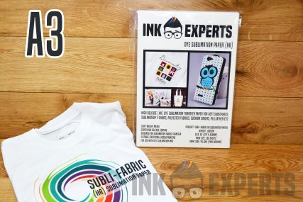 A3 Dye Sublimation Paper