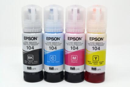 Epson 104 Ink Bottle Set