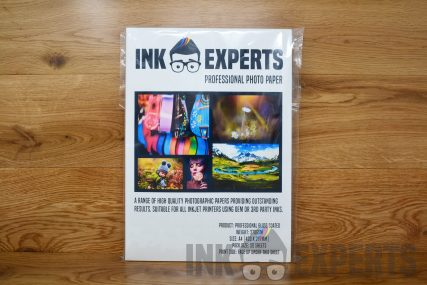 Ink Eperts Professional 270gsm Gloss Photo Paper