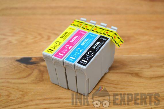 Epson 502XL Ink Set