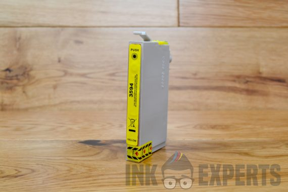 compatible Epson T35XL yellow