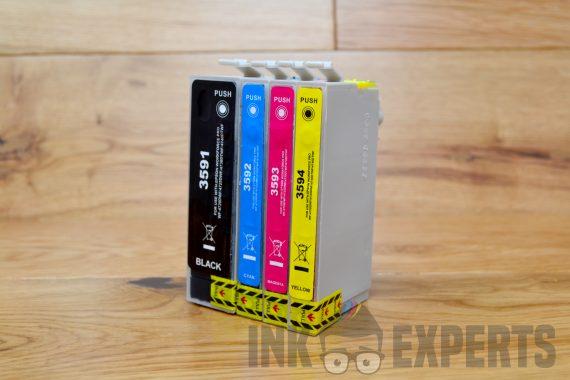 Epson T35XL cartridge set