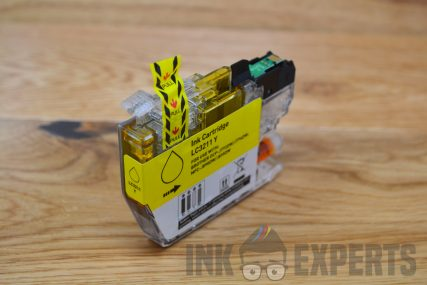 LC3211 Yellow Cartridge