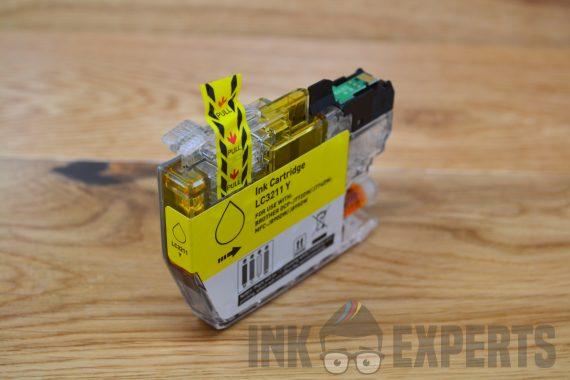 LC3211 Yellow Cartridge