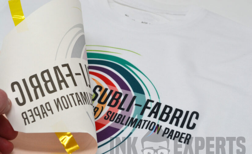 Sublimation T-Shirt Guide 3