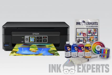 XP352 Sublimation Printer Bundle