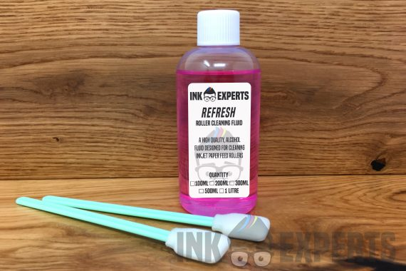 Ink Experts Roller Cleaning Fluid