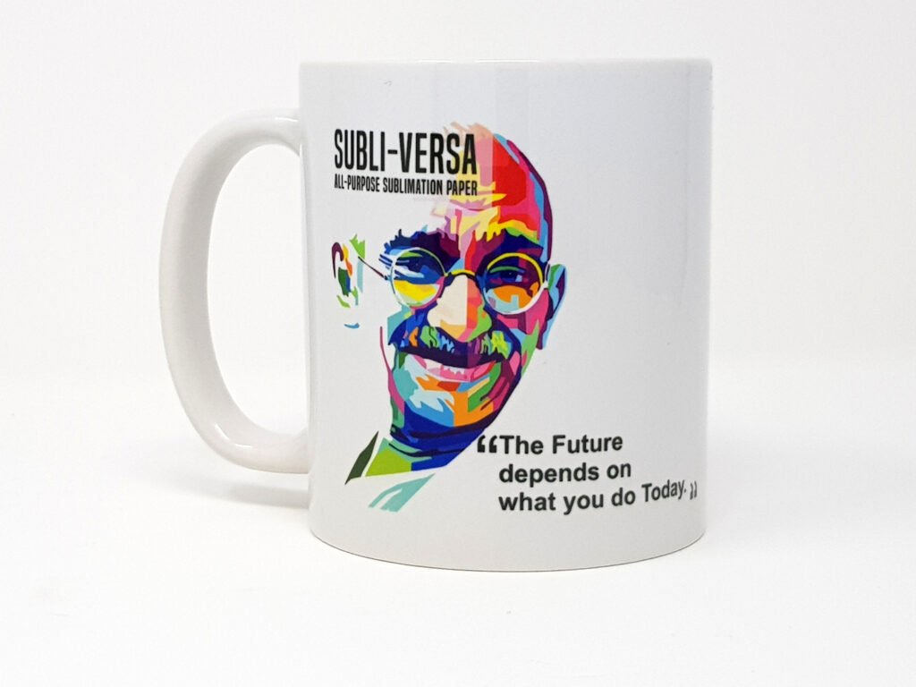 Ink Experts Subli-Versa All Purpose Mug Size Sublimation Paper 115gsm 100 Sheets