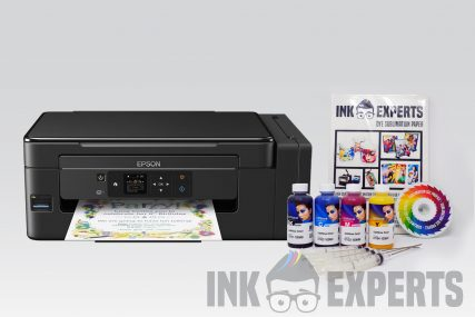 Sublimation Printer Package based on Epson ET2650 printer